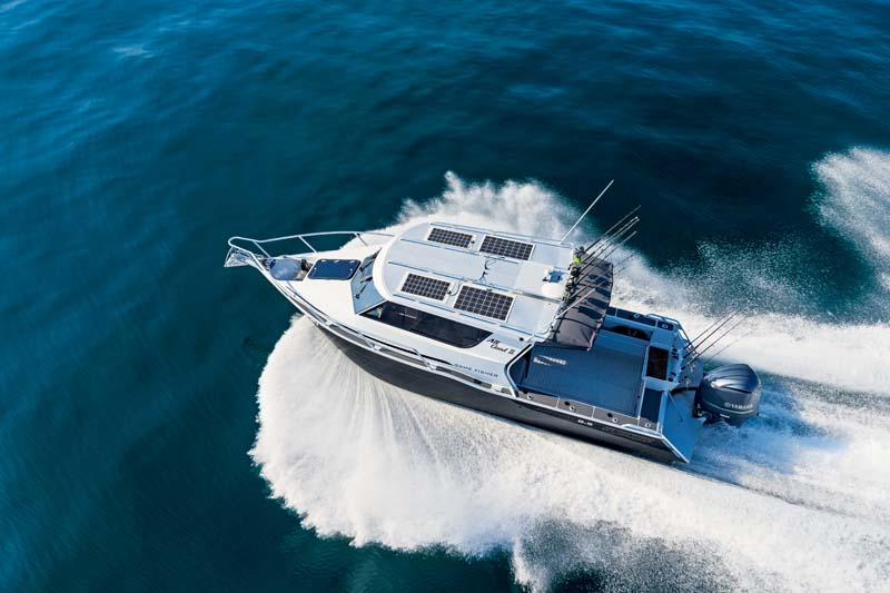 Trade-A-Boat review of Surtees 850 Game Fisher | Surtees Boats